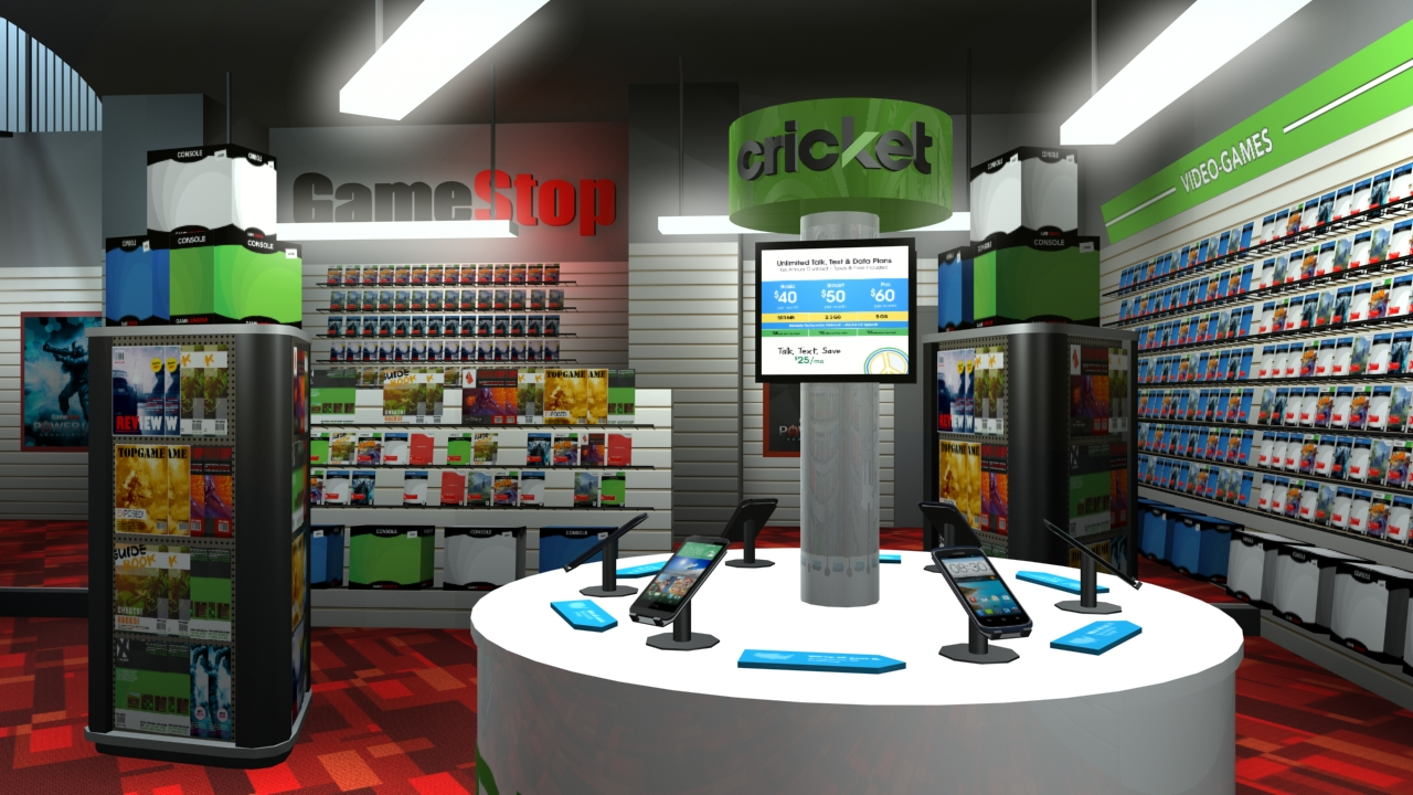 Cricket and Game Stop: Virtual Experience