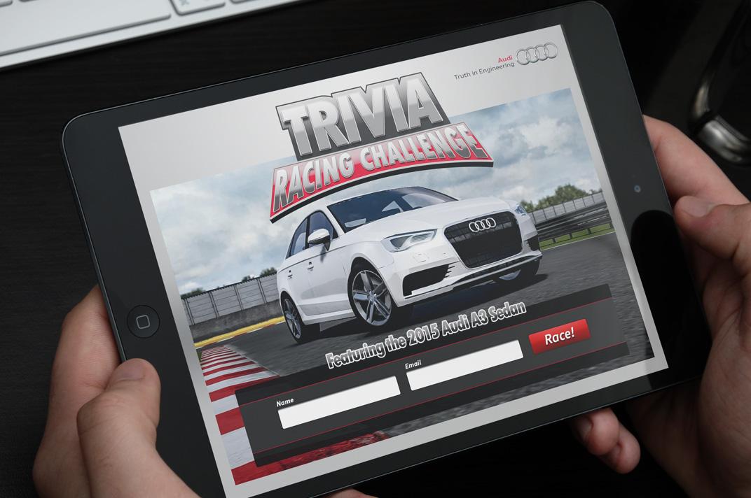 Audi: Trivia Racing Challenge